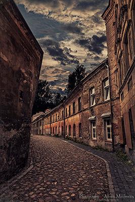 Streets of Vilnius XVIII